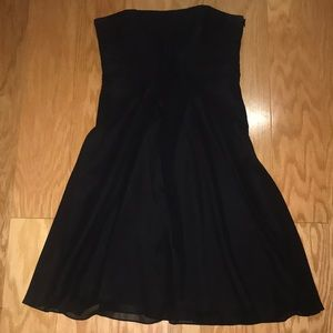 Ann Taylor Chiffon Dress, Size S